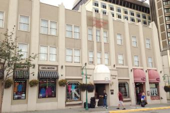 Anchorage Hotel Annex