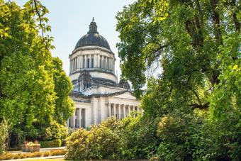 Washington State Kapitol Olympia Seattle Washington