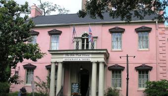 The Olde Pink House in Savannah