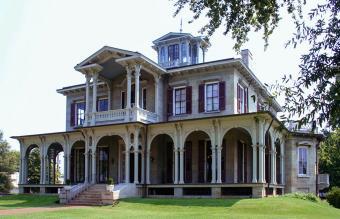 Jemison Van de Graaff House