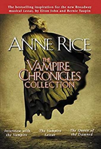 The Vampire Chronicles Collection Books