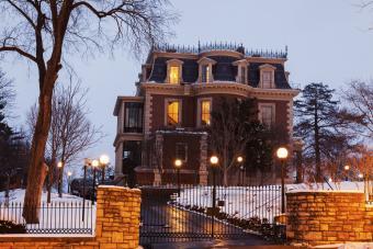 Missouri Governor's mansion