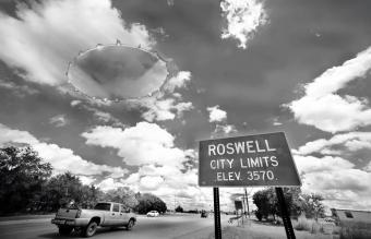 An Enthusiast's Guide to Roswell, New Mexico UFOs