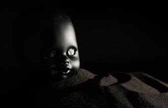 Robertina the Haunted Doll