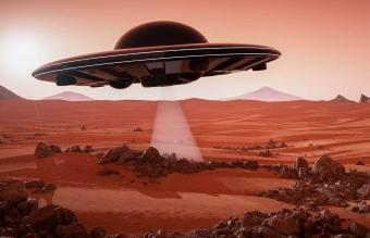 Disc or Saucer UFO