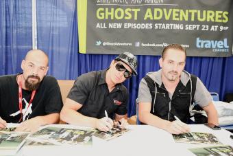 Ghost Adventures Stars