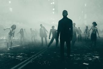 Beginning of the Zombie Apocalypse