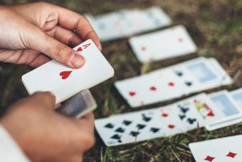 Playing Card ESP Exercise