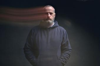 Man as a ghost