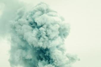 smoke divination