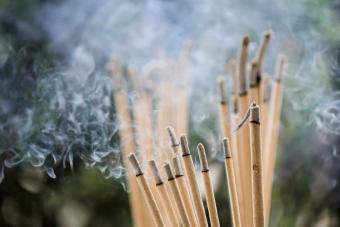 Incense Smoke Divination