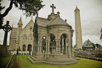 Glasnevin Cemetery, Dublin Ireland