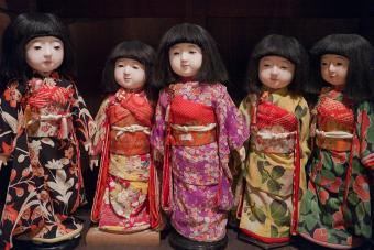 The Legend of the Okiku Doll