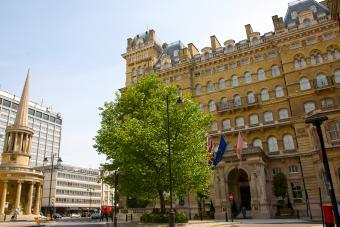 The Langham Hotel, London, United Kingdom