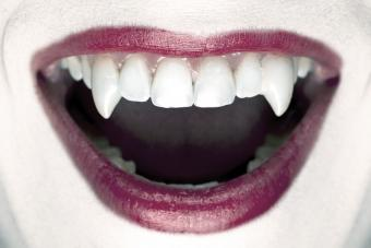 Vampire Images & Stories That May Frighten You