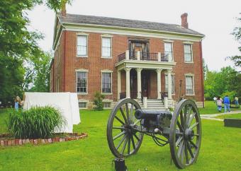 Oliver Anderson House, Lexington