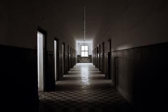 Old Abandoned Corridor