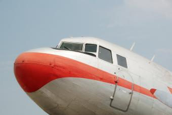 Passenger Flights Disappear