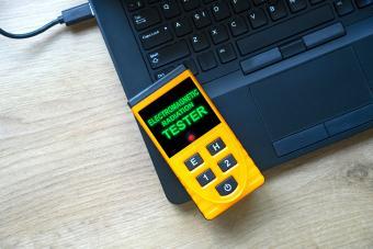 Measurement of electromagnetic radiation