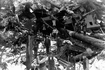 Wellington Avalanche Haunting: Ghosts From the Tragedy