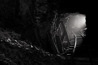 7 Haunted Mines From Around the World and Their Creepy Histories