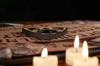 How to Safely Set Up a Ouija Board Space