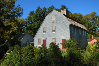 Glebe House Museum & Garden