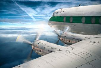 Aircraft Just Fades From Radar