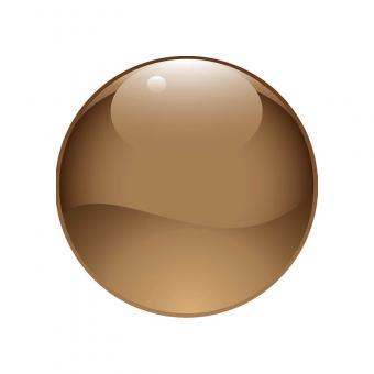 Brown orb
