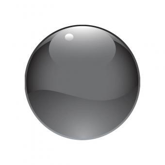 Silver orb