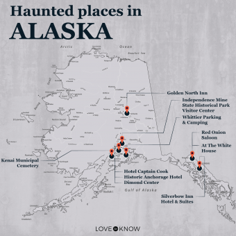 Haunted Places in Alaska