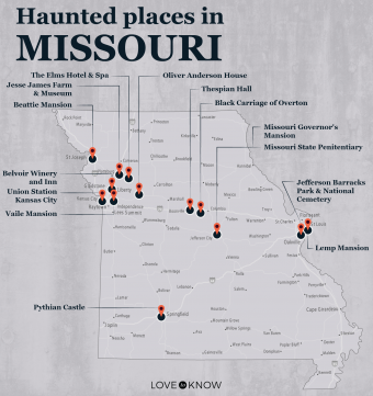Most Haunted Places in Missouri