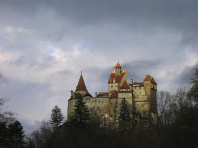 Dracula's Castle (Bran Castle)