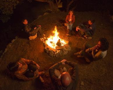 Short Campfire Ghost Stories Lovetoknow