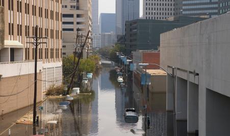 New Orleans aftermath Katrina