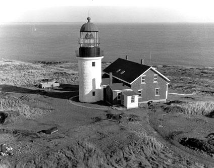 Seguin Lighthouse in Maine