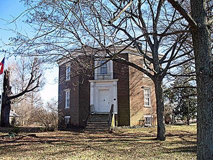 Octagon Hall Simpson Co.
