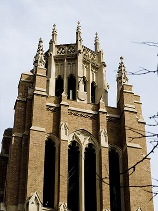 Building at Marquette University