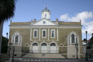 Old Exchange Building