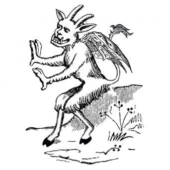 New Jersey Devil Monster