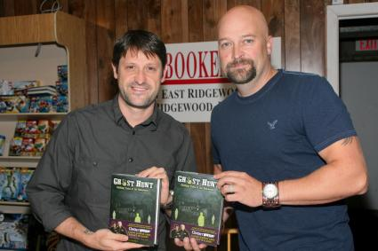 Image of Ghost Hunters' Grant Wilson and Jason Hawes