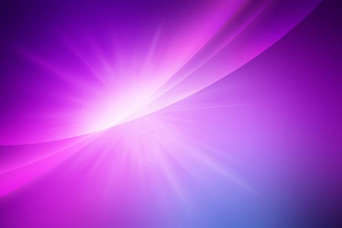 purple aura