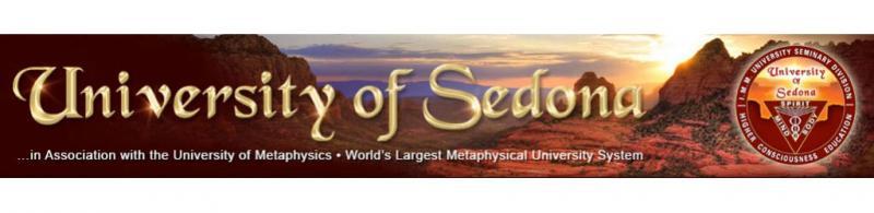 Image of University of Sedona logo