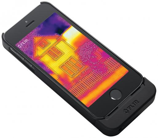FLIR ONE Thermal Imager for iPhone 5/5s