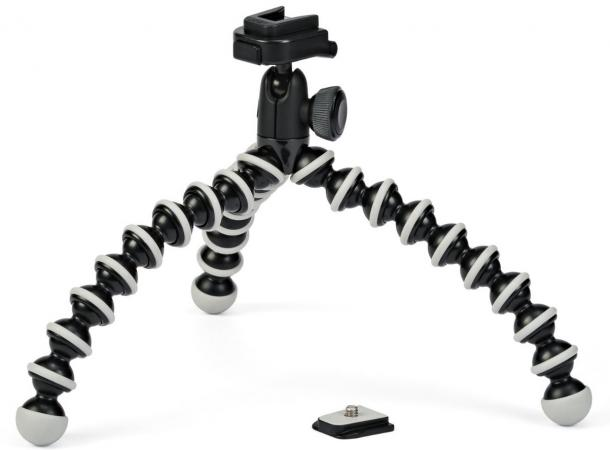 JOBY GorillaPod Hybrid. Multiuse and Flexible Camera Tripod