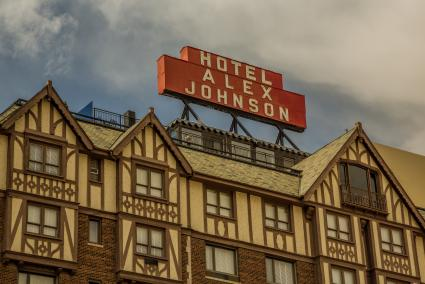 Hotel Alex Johnson, Rapid City, South Dakota