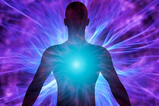 body with energy beams