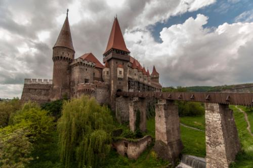 Corvin Castle