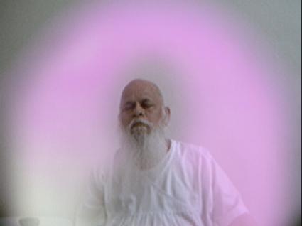 Shivkrupanand Swami's aura