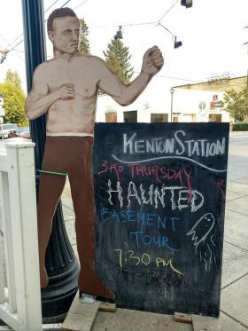 Haunted Kenton Station
